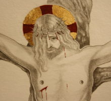 Christ crucifié